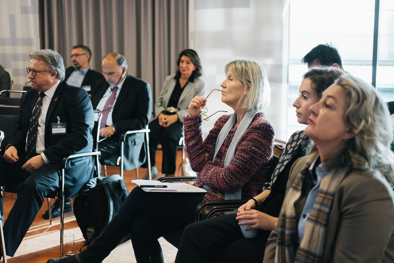 Global Food Summit 2017 Berlin Radisson Blue Klara Yoon